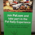 Roll-Up Paf Rally Experence