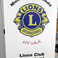 Klassinen Roll-Up Lions Club Rovaniemi Petronella