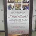 Roll-up Exclusive 850x2000 mm Ida-Virumaa