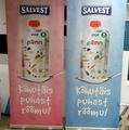 Roll-Up Salvest