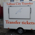 Trailerin mainostarrat Tallinn City Transfer