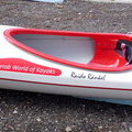 World of Kayaks mainosteippaus